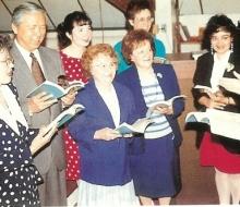Choir-1987