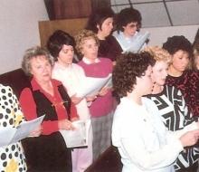 Choir-1993